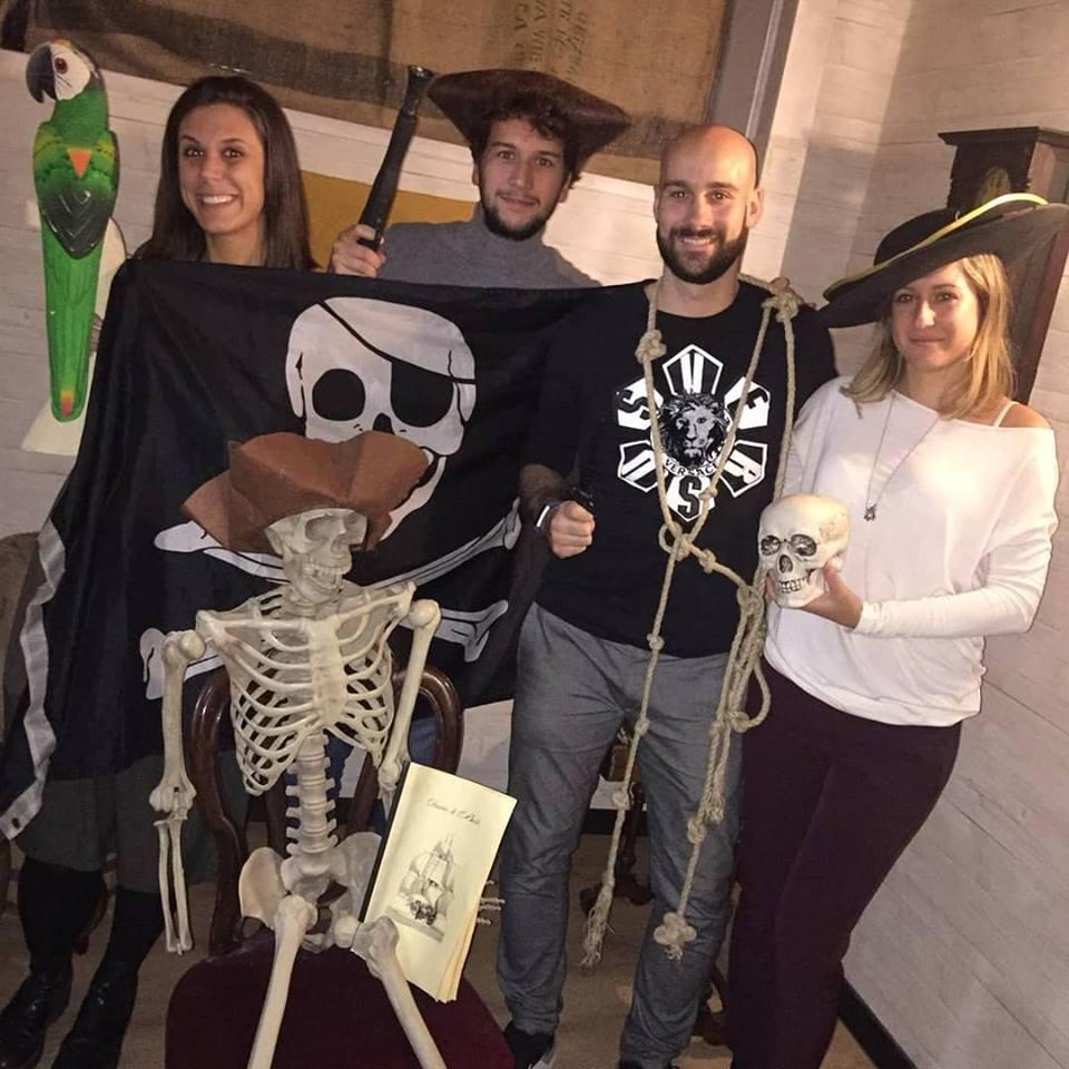 Galeone Pirata  1
