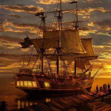 Escape Room Galeone Pirata